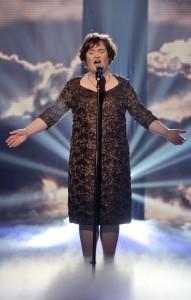 Susan Boyle v semifinále soutěže Britain's Got Talent