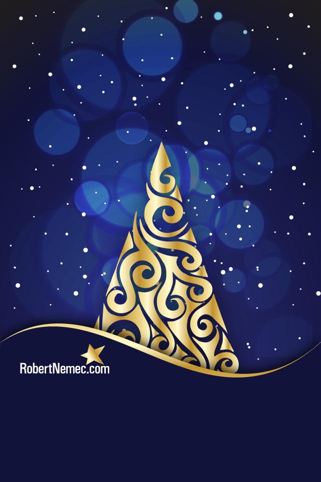 Stáhněte Si Vánoční Tapety Od RobertNemec.com