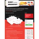 Bibby Financial Services, a.s., URL: www.bibbybreakfast.cz, Dokončeno: 2013