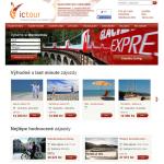 IC TOUR s.r.o., URL: www.ictour.cz, Dokončeno: 2012