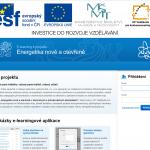 ČVUT e-learning, interní portál, URL: www.cvut.cz