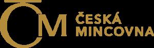 Česká mincovna logo