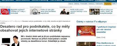 Robert Němec  v Podnikatel.cz