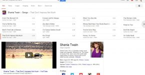 google-songs-shania