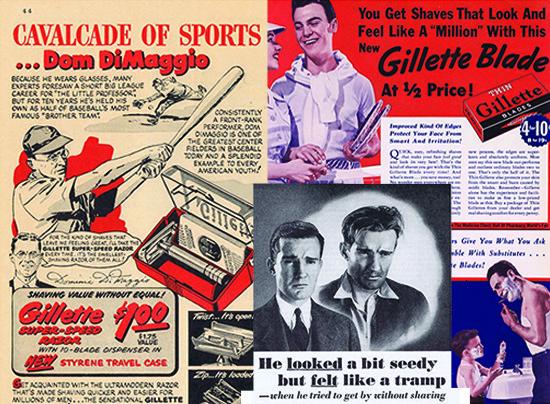 gillette-prvni-reklamy